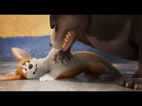 Corgi, las mascotas de la reina - Trailer final español (HD)