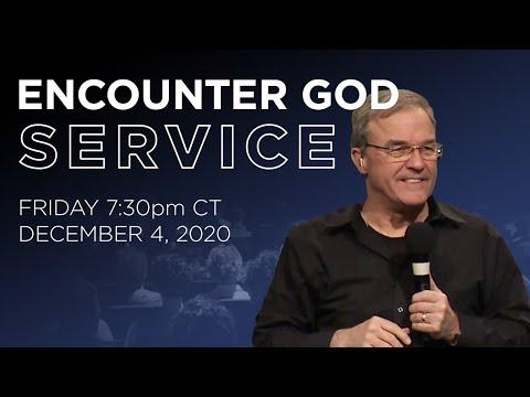 Encounter God Service Live  IHOPKC & Mike Bickle  December 4