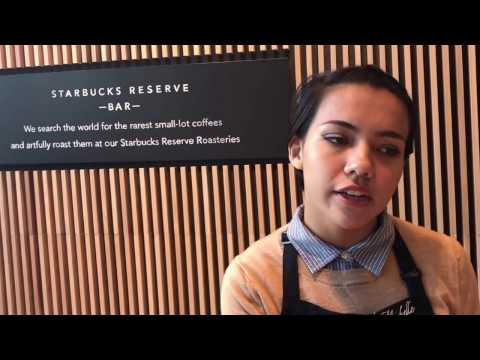 First In Hawaii: Starbucks Reserve Store