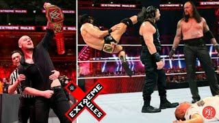 WWE Extreme Rules 14 July 2019 Highlights | 3 Shocking title changes at Extreme Rules 14/7/2019 Live