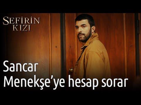 Sefirin Kızı 17. Bölüm (Sezon Finali) - Sancar Menekşe'ye Hesap Sorar