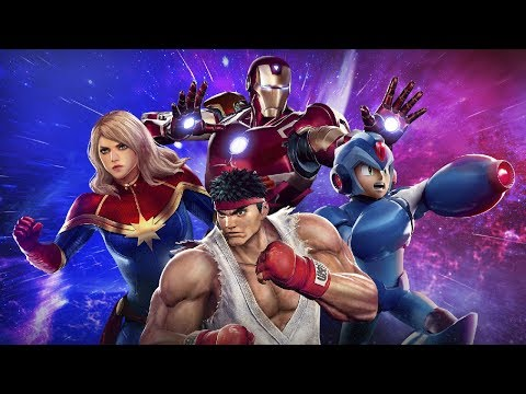 Marvel vs Capcom Infinite Launch Day Livestream - UCKy1dAqELo0zrOtPkf0eTMw