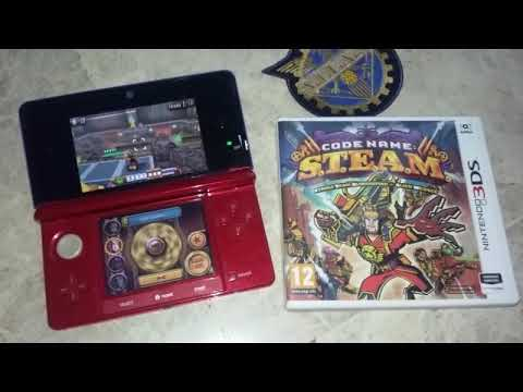 Opinión sobre Code Name S.T.E.A.M (Intelligent Systems) 3DS