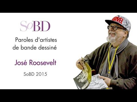 Vidéo de José Roosevelt