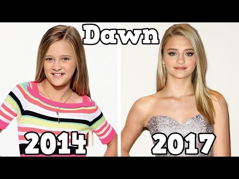 Nickelodeon Famous Girls Stars Before and After 2017 - UCw49uOTAJjGUdoAeUcp7tOg