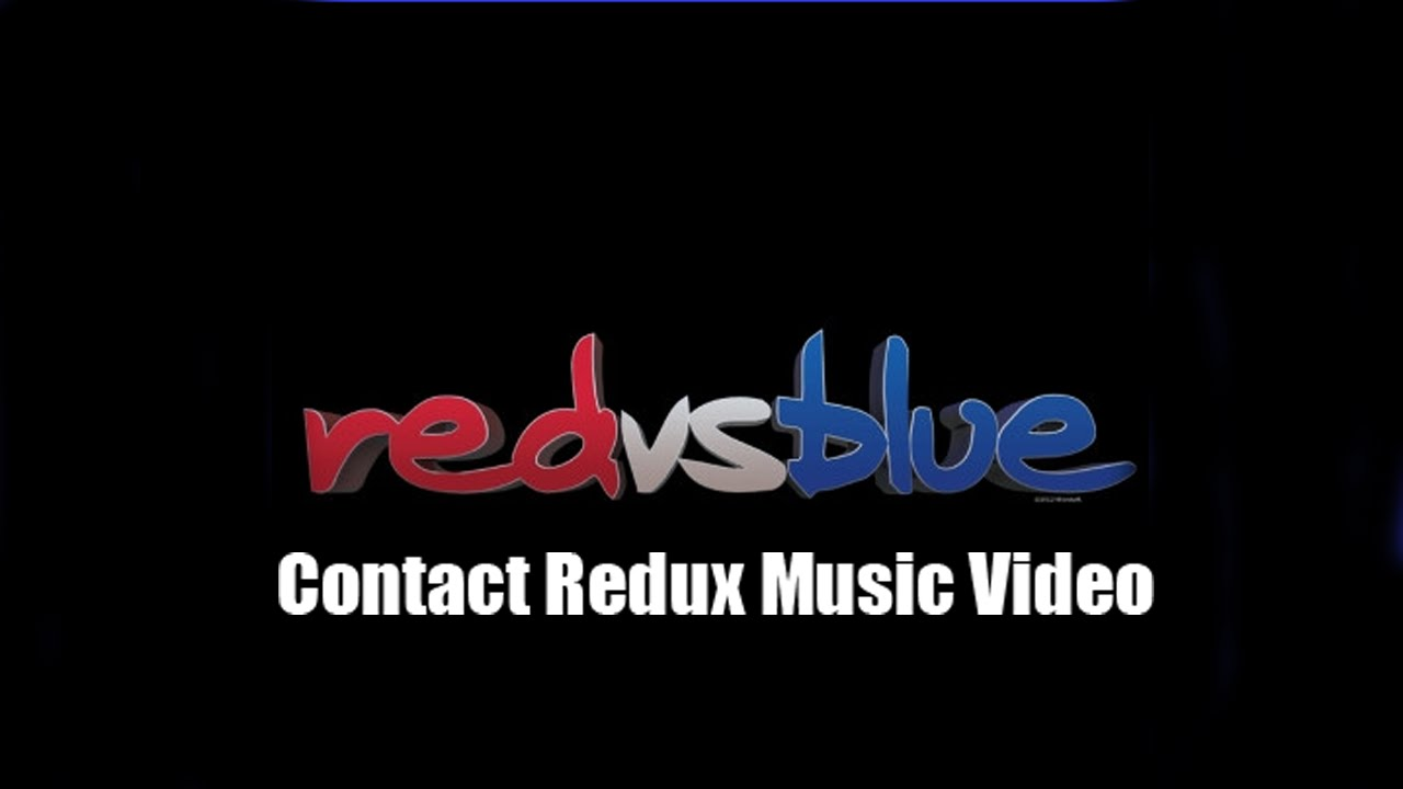 Red VS Blue - Chorus Trilogy Music Video (Contact Redux)
