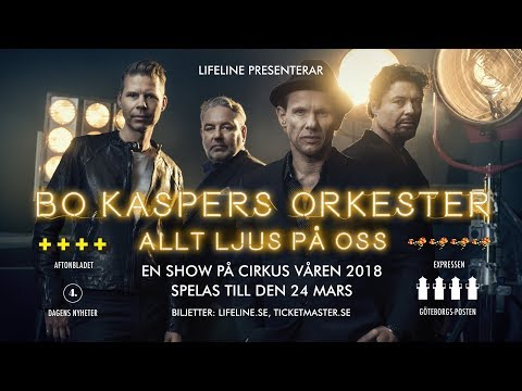 Bo Kaspers Orkester Final