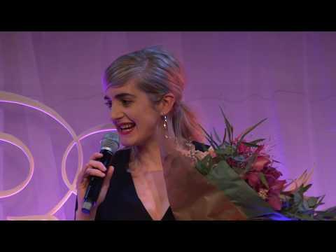 Matilda Gustavsson vinnare av Årets Avslöjande – Stora Journalistpriset 2018