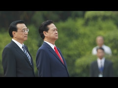 Thủ tướng TQ đến VN 'xoa dịu khác biệt'