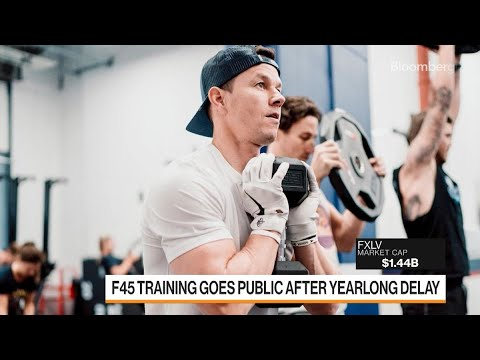 Mark Wahlberg's F45 Training Goes Public