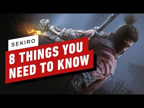 Sekiro: 8 Things You Need to Know - UCKy1dAqELo0zrOtPkf0eTMw