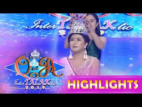 It's Showtime Miss Q & A: Kim Serrano Manansala qualifies for the semi-finals