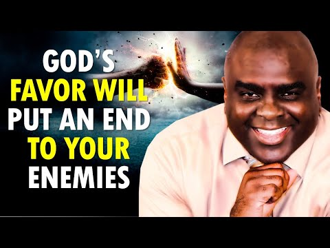 GOD'S FAVOR WILL PUT AN END TO YOUR ENEMIES - MORNING PRAYER