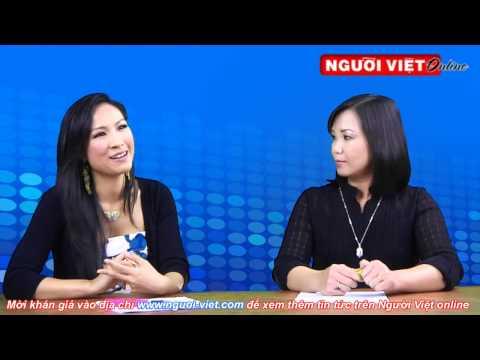 Phỏng vấn MC Thùy Dương trên Người Việt Online TV