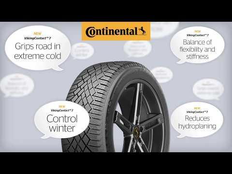 Continental Tire November Promotion _ VikingContact 7
