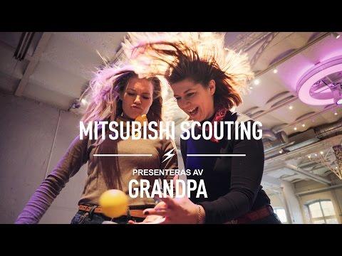 Mitsubishi Scouting - Episod 11: Tom Tits Experiment