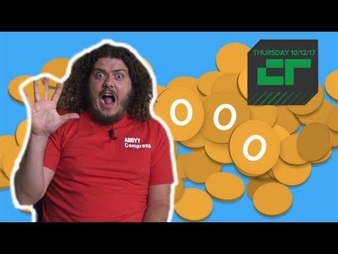 Bitcoin Passes $5,000 | Crunch Report
