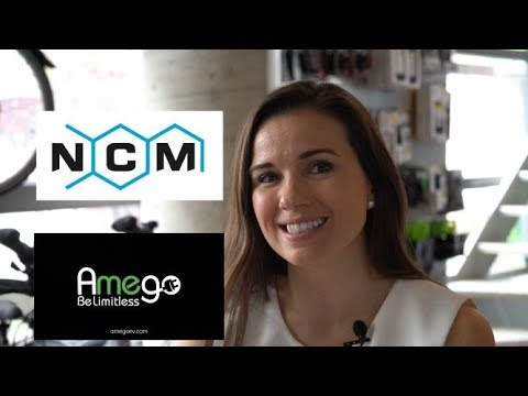 New! NCM Electric Bikes Now At Amego