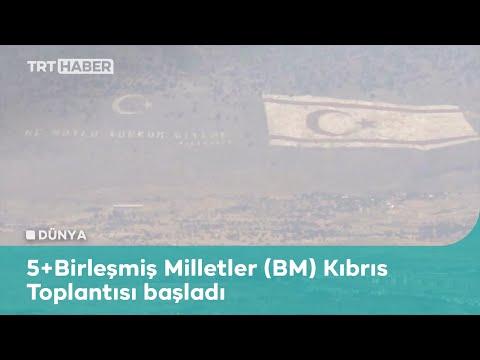 Gözler Cenevre'de: 5-BM Kıbrıs toplantısı müzakere değil, zemin arayışı