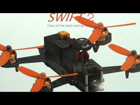 SwellPro Swift 2 -- everything you need to start drone racing? - UCahqHsTaADV8MMmj2D5i1Vw
