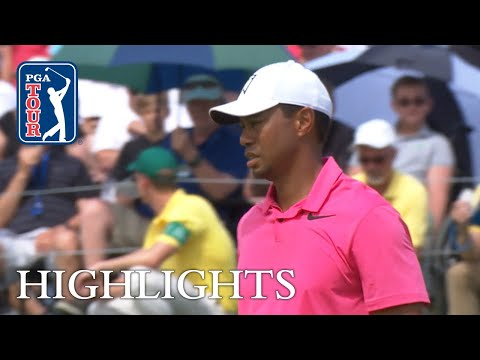 Tiger Woods? Round 3 highlights from the Memorial