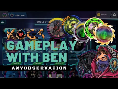KOGS Gameplay with Ben! | LP Giveaway