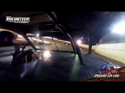 #23 Austin Maples - FWD - 9-24-21 Volunteer Speedway - In-Car Camera - dirt track racing video image