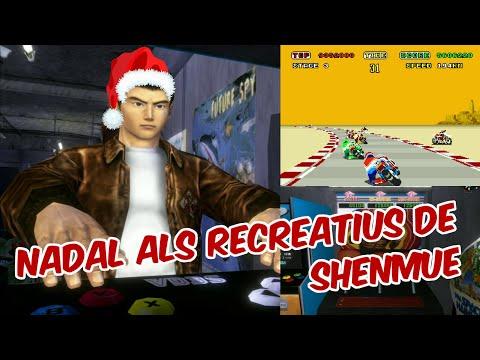 Retrocasameva #16 - Nadal als recreatius de Shenmue