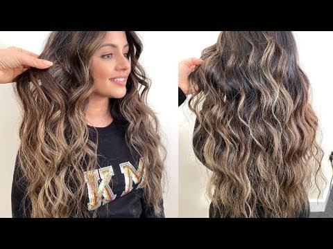 HAIR VLOG | BALAYAGE ON DARK ASIAN HAIR WITH NICKY LAZOU | KAUSHAL BEAUTY