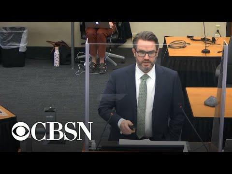 Closing arguments presented in Derek Chauvin trial