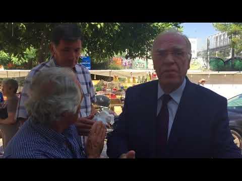 Δηλώσεις Β. Λεβέντη : Η Μακεδονία ο Τσίπρας, η ΝΔ και ο Ζάεφ (17-7-2018)