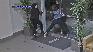 Woman Attacked By Assailant Outside Lobby Of San Francisco Building