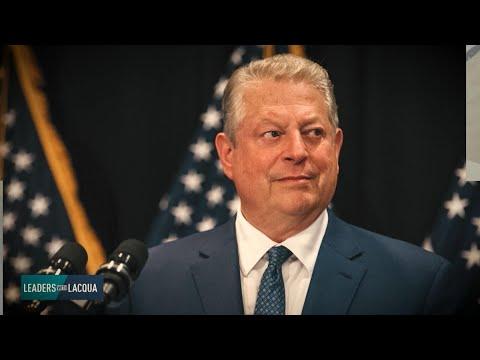 Leaders With Lacqua Goes Green: Al Gore