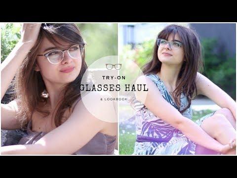 Glasses Try On Haul & Lookbook