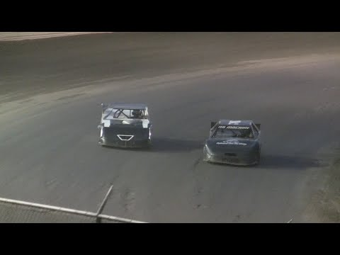 Mini Stocks - Volusia Speedway Park 5-22-16 - dirt track racing video image