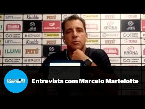 Esperando planejamento, Marcelo Martelotte quer continuar no Santa Cruz