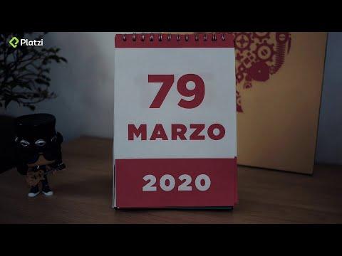 Hoy estamos a 79 de marzo del 2020... 🙃