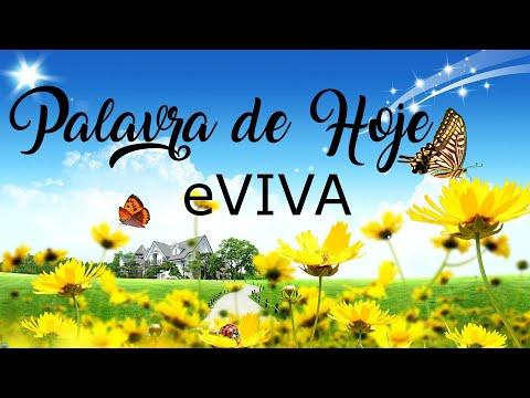 PALAVRA DE HOJE 13 DE ABRIL eVIVA MENSAGEM MOTIVACIONAL PARA REFLEXÃO DE VIDA - BOM DIA!
