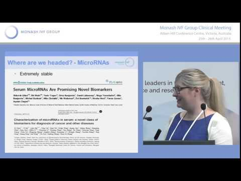 "Monash IVF's Kelli Sorby presents ""Genetics: where to from here..."""