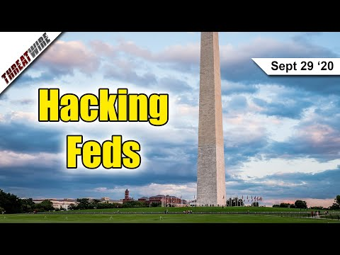 How Attackers Hacked the Feds with VPN Vulnerabilities  - ThreatWire