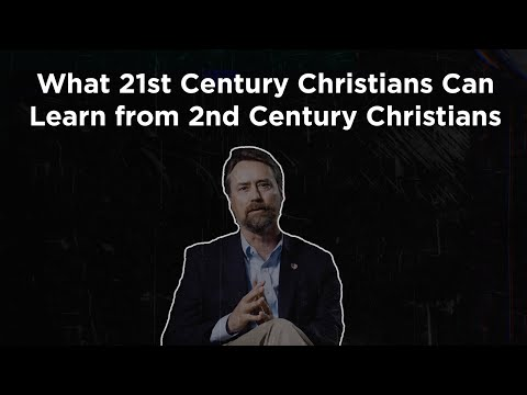 Michael Kruger on What 21st-Century Christians Can Learn from 2nd-Century Christians