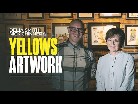 Showcasing the new look Yellows Bar & Grill!