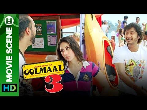 Kareena Kapoor shows her tapori side