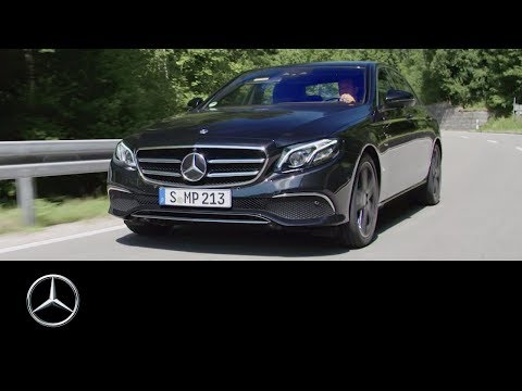 Mercedes-Benz E-Class (2018): Safety & Assistance Systems | Presented by Dave Erickson