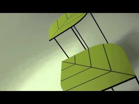 LEAF - low tables, design Martin Smid / KDOMAZIDLIBYDLI