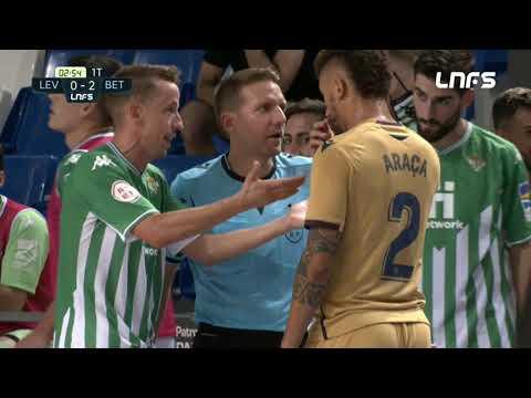 Levante UD - Real Betis Futsal Memorial Miquel Jaume