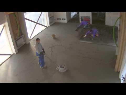 Video Industriale Time Lapse Elosfera, casa ecologica Nupigeco: un anno in un minuto (galliano 2012)