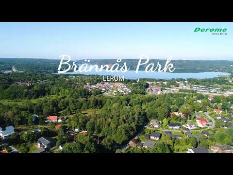 Brännås Park - ett nytt spännande villaområde i Lerum!