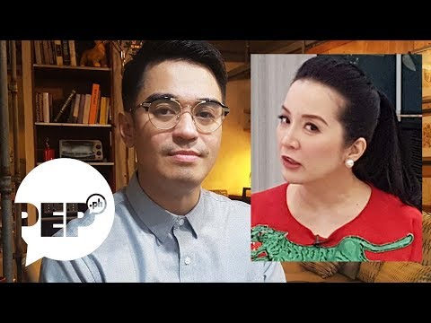 Nicko Falcis on Kris Aquino:
