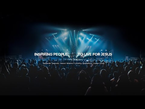 Live at Free Chapel  Jentezen Franklin